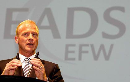 """""""Unvermeidbare Härten"""": EADS-Co-Chef Enders will Standortschließungen nicht ausschließen"""