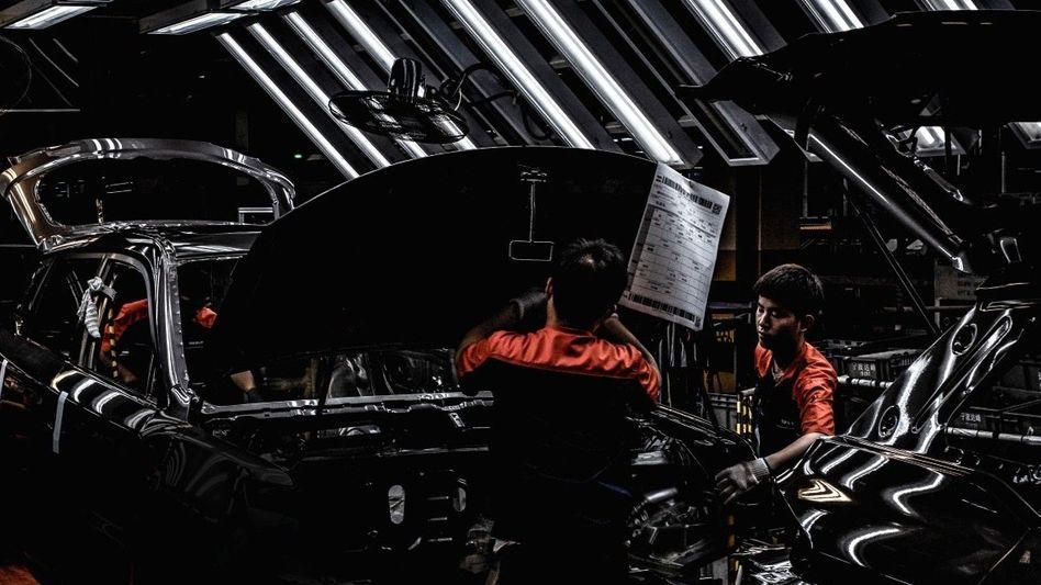 Mehr Germany bei Autos: Endfertigung bei Geely – Chinas Autohersteller verloren 2019 daheim Marktanteile an die Deutschen