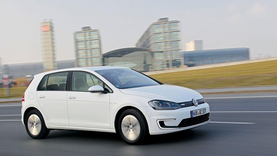 In Deutschland gefragt: Doch das kann den Absatzrückgang der Kernmarke VW nicht egalisieren