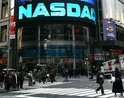 Zieht sich zurück: Die US-Technologiebörse Nasdaq hat überrraschend ihr Angebot für die Londoner Börse (LSE) zurückgezogen