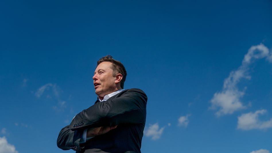 """Elon Musk verkündet via Kurznachricht: """"Ich spende 100 Millionen US-Dollar für einen Preis für die beste Technologie zur Kohlenstoffabscheidung."""""""