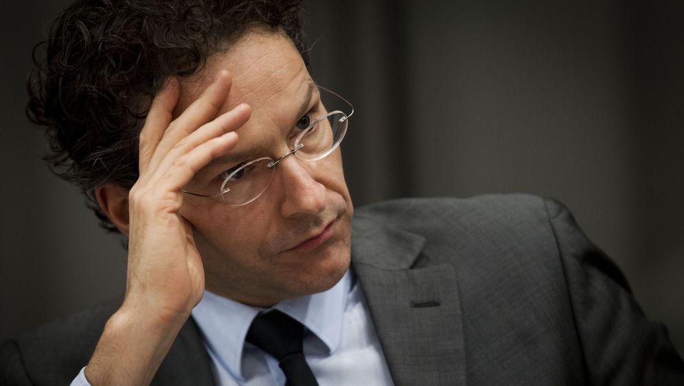 Mittler in der Krise: Der neue Euro-Gruppenchef Dijsselbloem