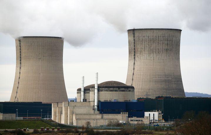 Wegen Rückgang des Stromverbrauchs: Frankreich erwägt die zeitweise Abschaltung mehrerer Atomreaktoren