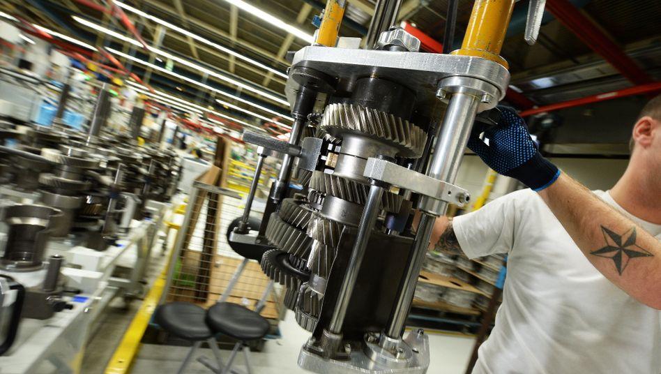 Auf Einkaufstour: ZF Friedrichshafen will seine Getriebe mit weiteren, kleineren Zukäufen ölen