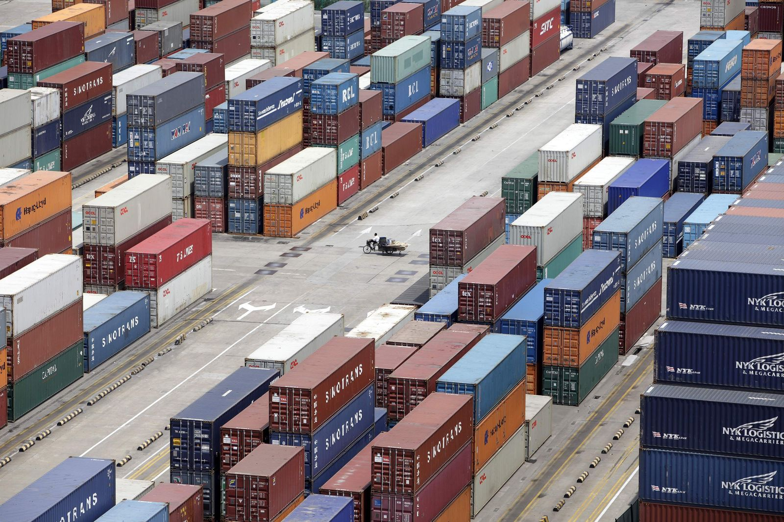 China/ Export/ Container