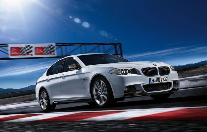 BMW 5er: Der Vorsprung des Müncheners in der oberen Mittelklasse ist verpufft