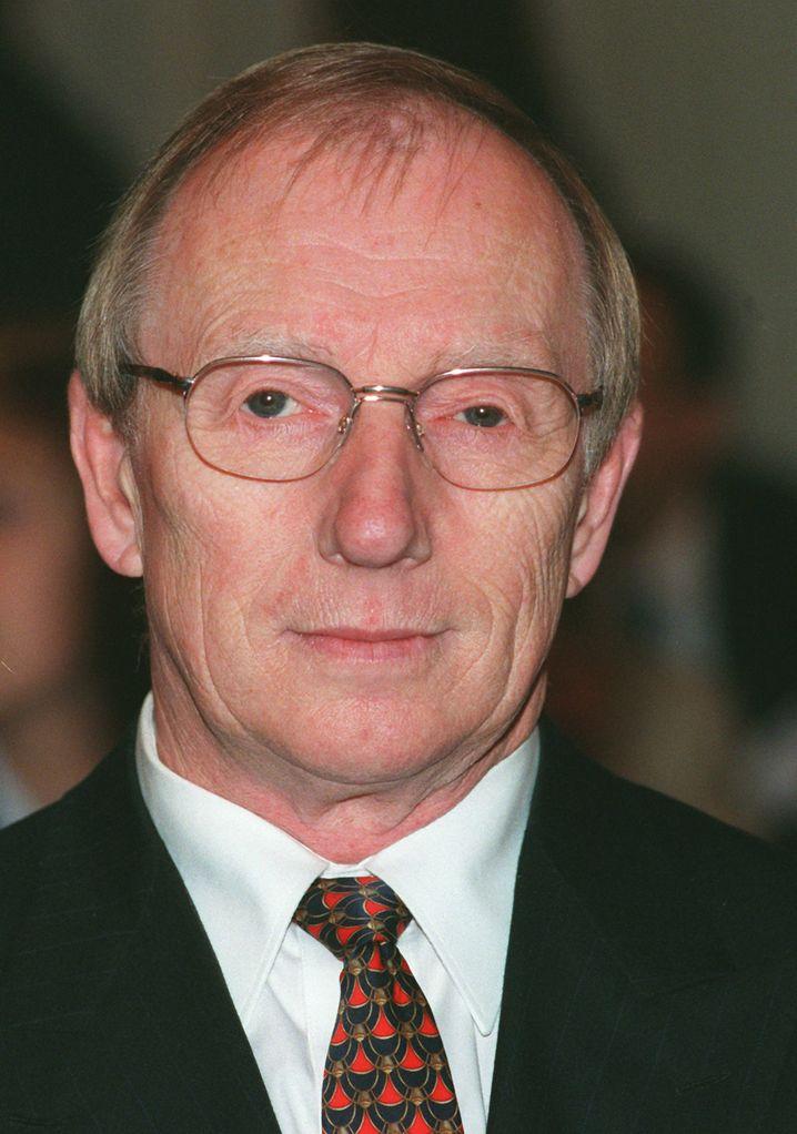 Verbannt auf die Insel: Volker Jung (Archivbild von 1999)