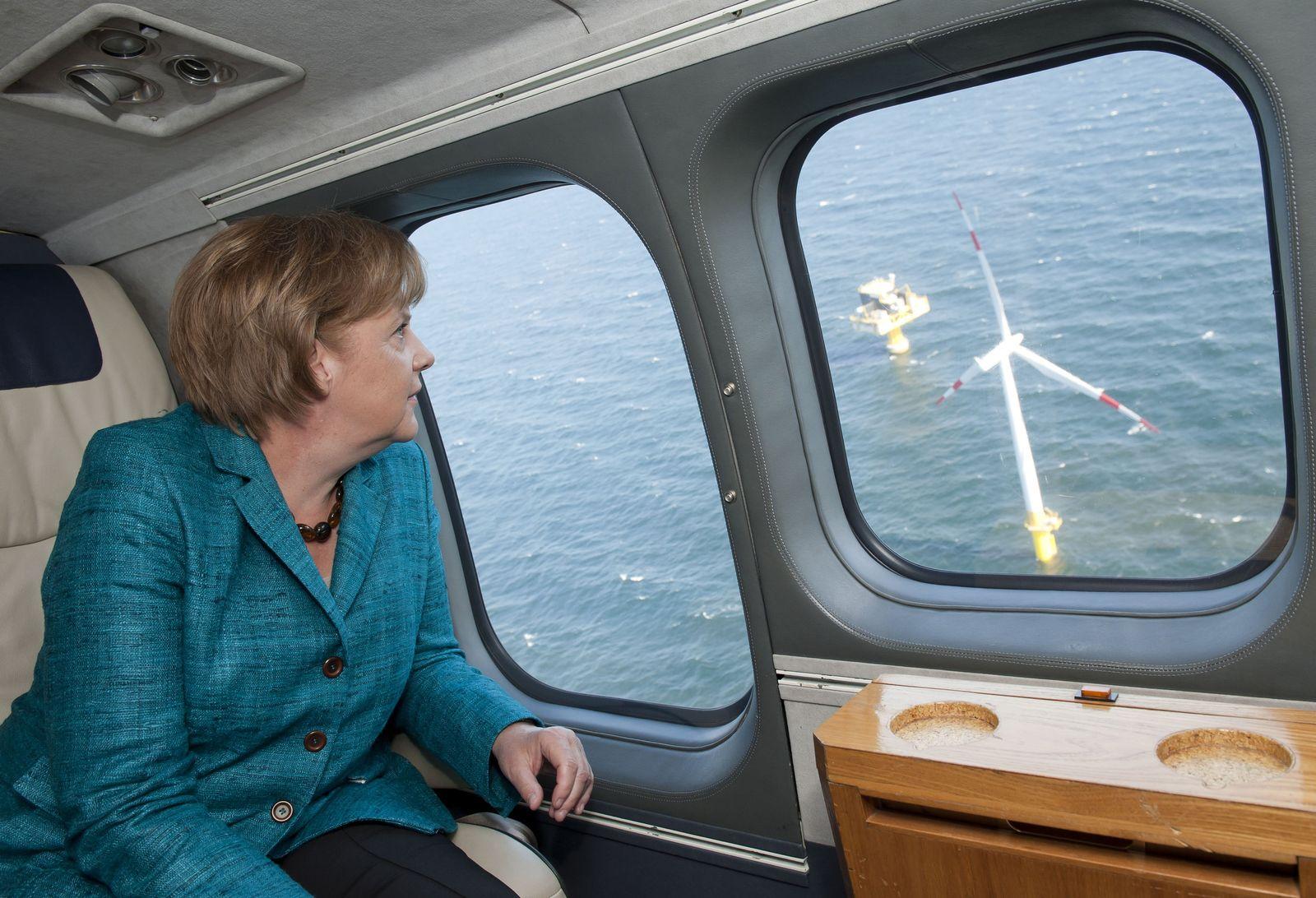 Merkel Energiewende
