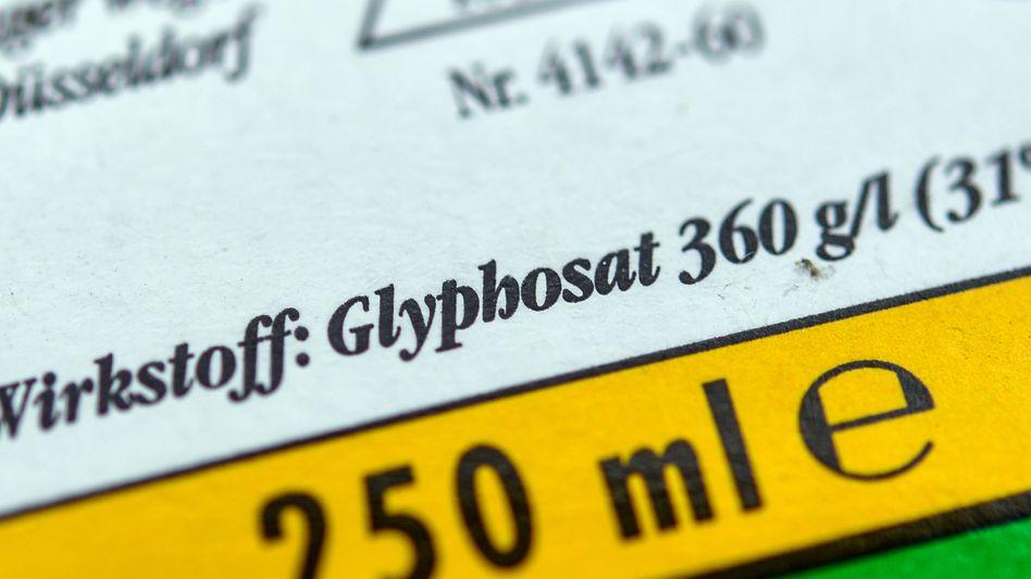 Fataler Wirkstoff: Um Glyphosat wird seit Jahren erbittert gestritten