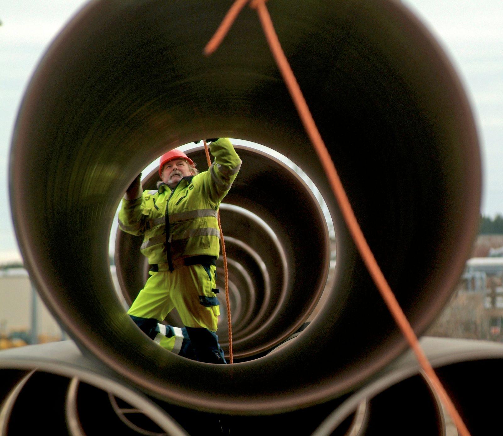 DEU MV Gas Pipeline Opal