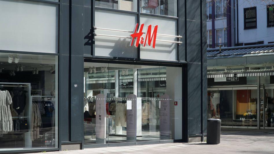 Aufreger: H&M stellte in Deutschland die Mietzahlungen ein.