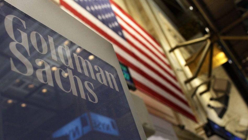 Das Original: Goldman Sachs aus Amerika