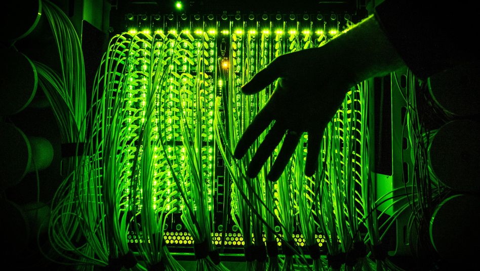Digitale Zukunft: Viele Unternehmen in Deutschland sehen sich da noch nicht