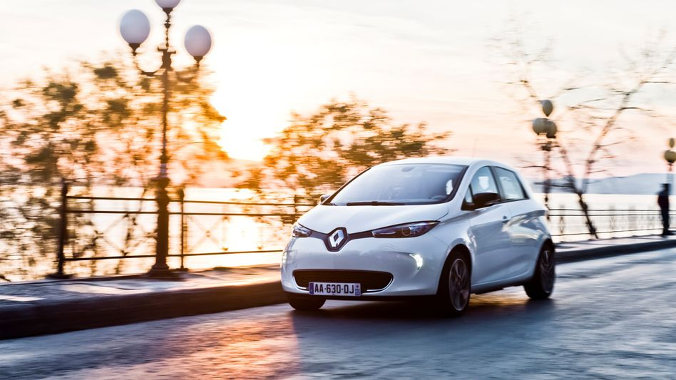 Renault Zoe: In Frankreich zahlt der Staat die Kaufprämie, in Deutschland der Hersteller