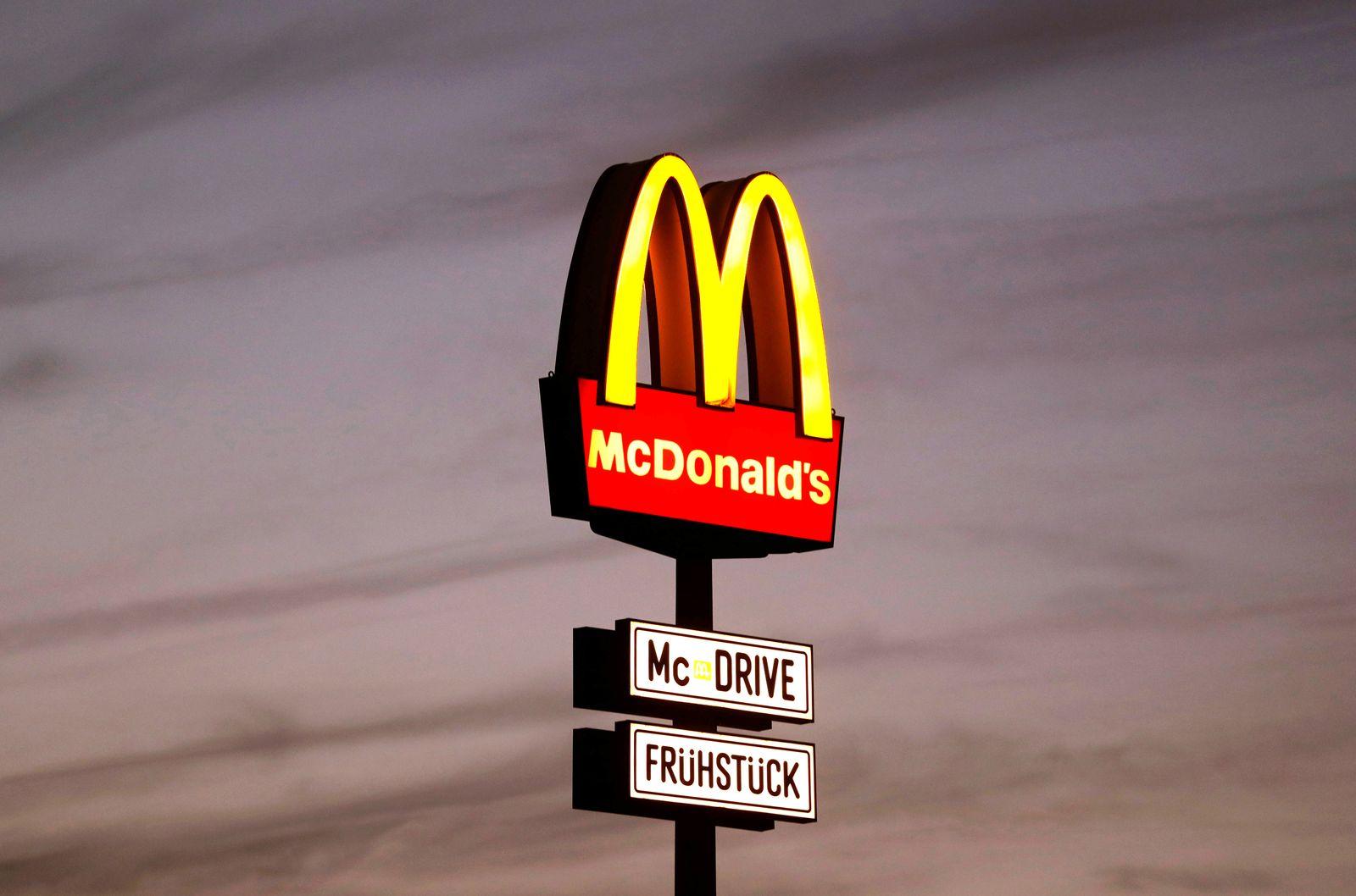 McDonalds Berlin