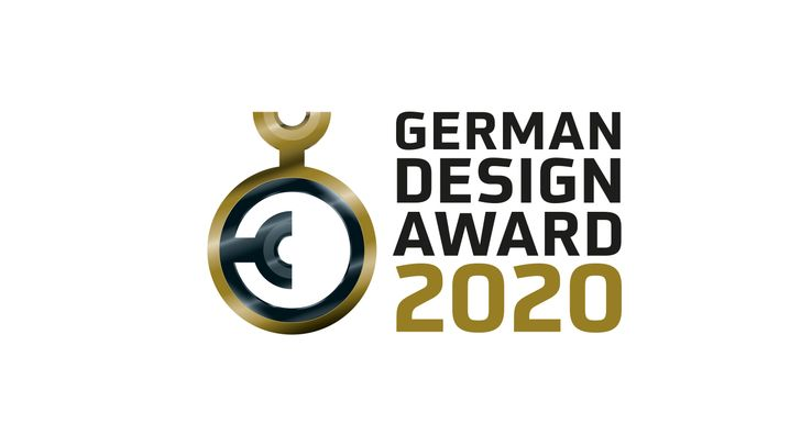 Wettbewerb: Gold-Gewinner des German Design Award 2020