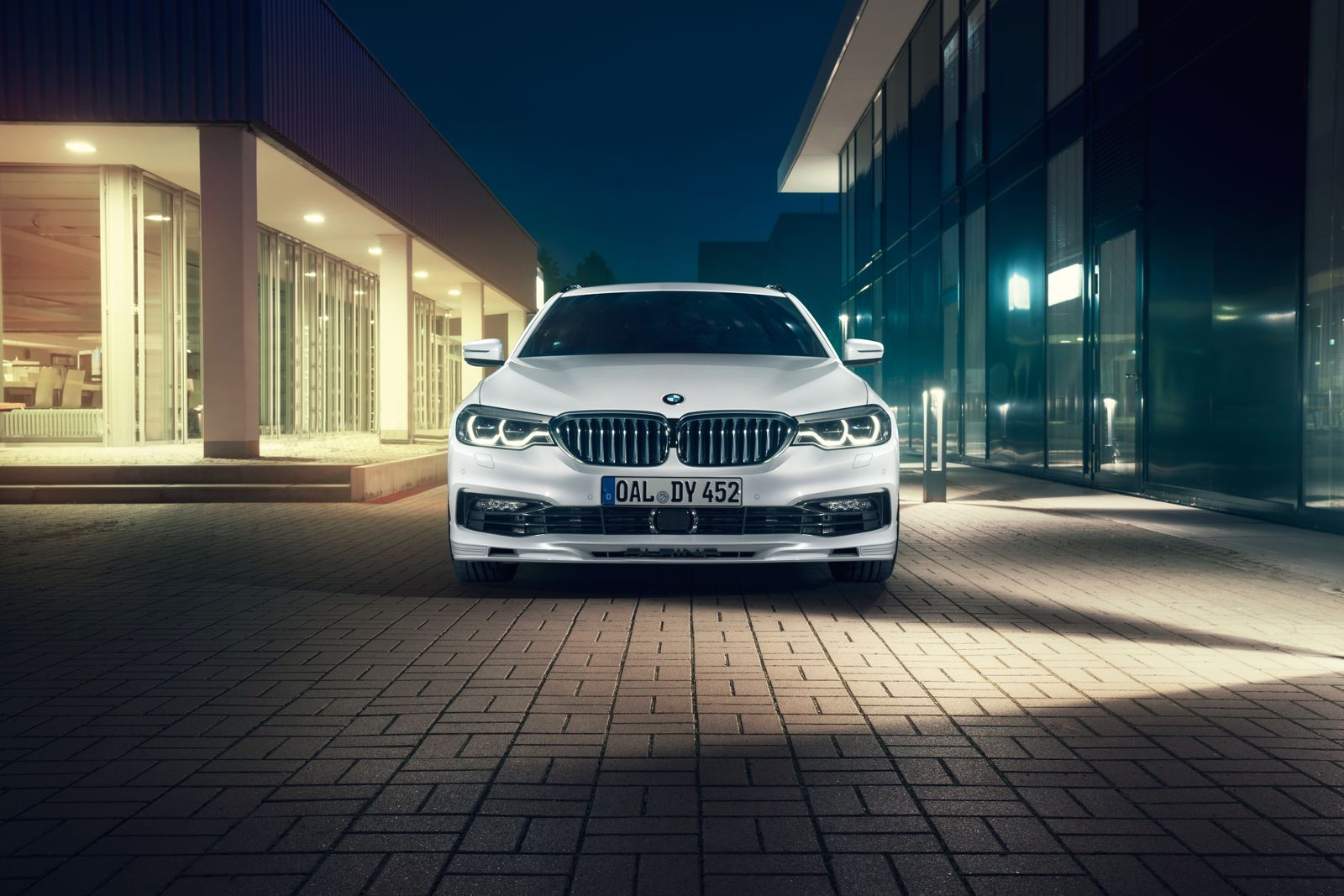 ALPINA DS 5 S, BMW