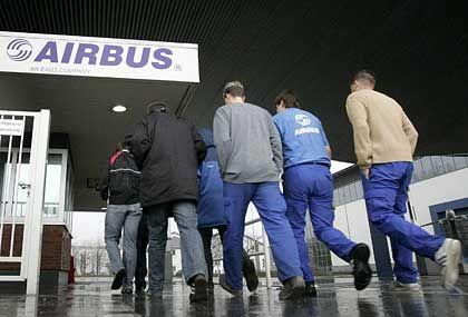 """Airbus-Werk in Nordenham: Suche nach """"Risiko-Partner"""""""