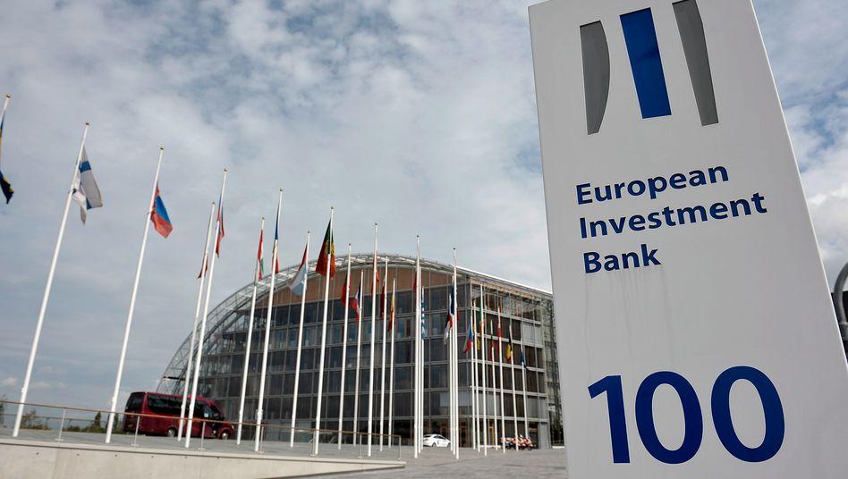 EIB-Zentrale in Luxemburg: Leitstelle für Europas Rückkehr zu Wachstum
