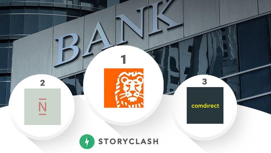 Die Top 3 im Storyclash-Ranking