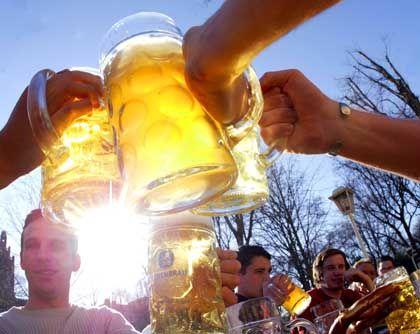 Gerstensaft: In Deutschland beliebt, aber vor allem der Bierkonsum in China sorgt für weiteres Wachstum der Brauereien