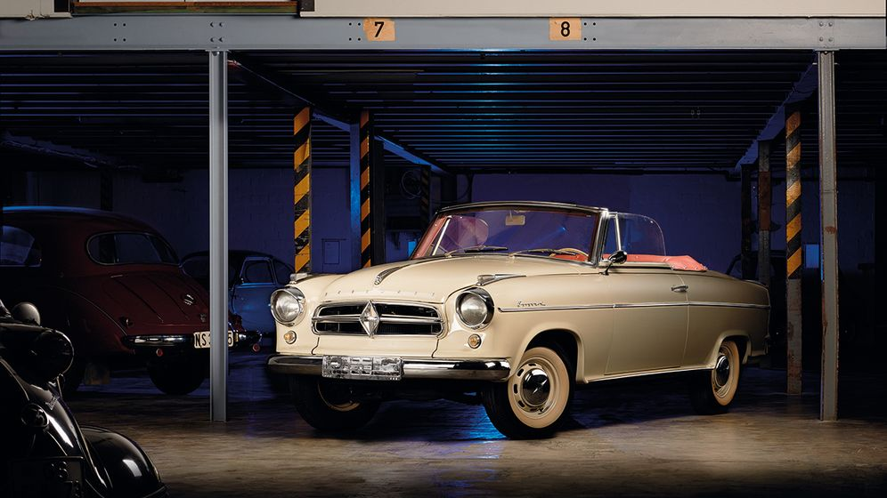 Kleinserien-Hersteller: Das harte Los deutscher Marken-Wiederbeleber und Auto-Manufakturen
