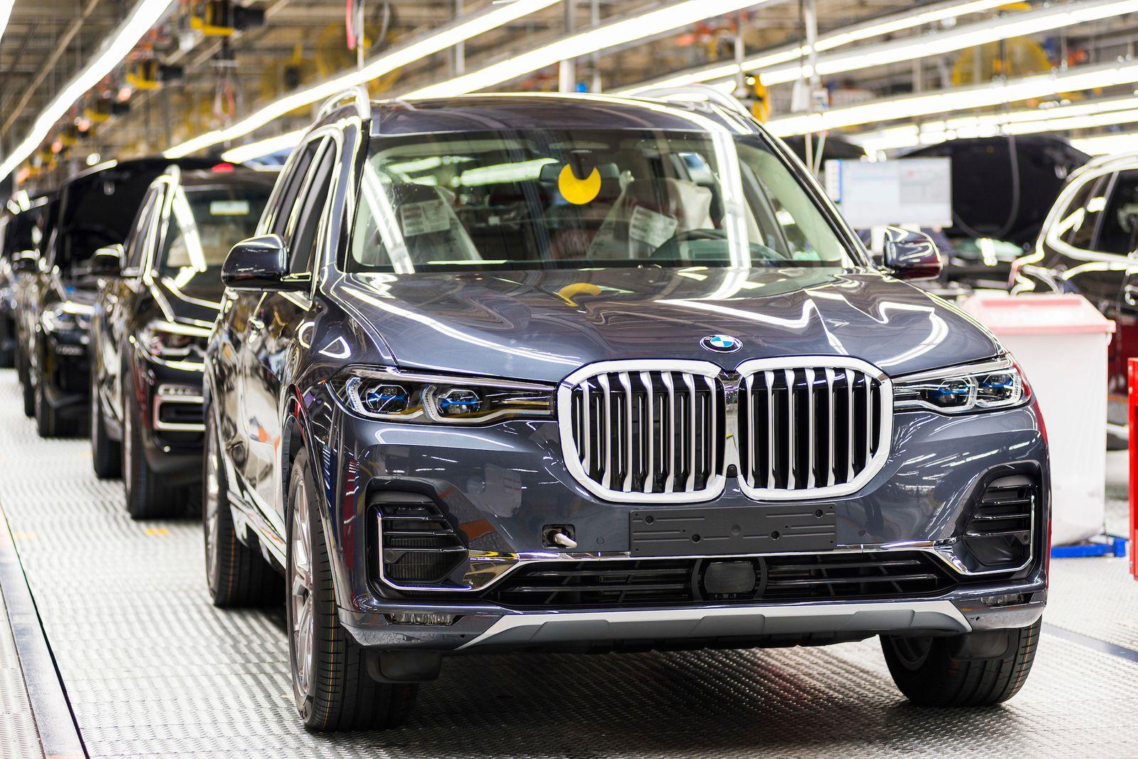 BMW US-Werk Spartanburg