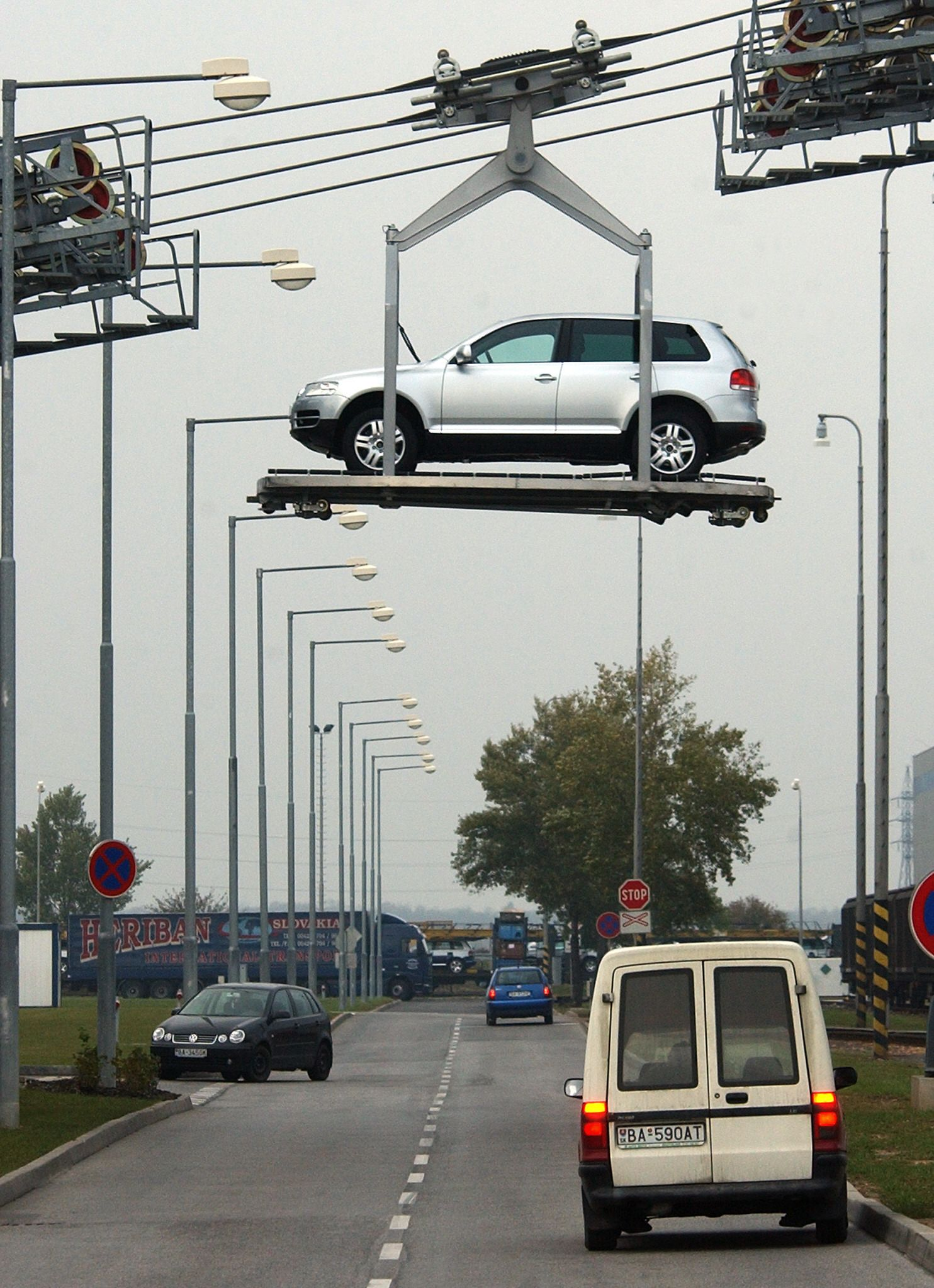 Slowakei / Autoindustrie / Volkswagen