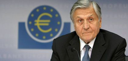 EZB-Chef Trichet: Der Leitzins in der Eurozone liegt noch bei 3,25 Prozent - Volkswirte rechnen mit einer Zinssenkung in der kommenden Woche