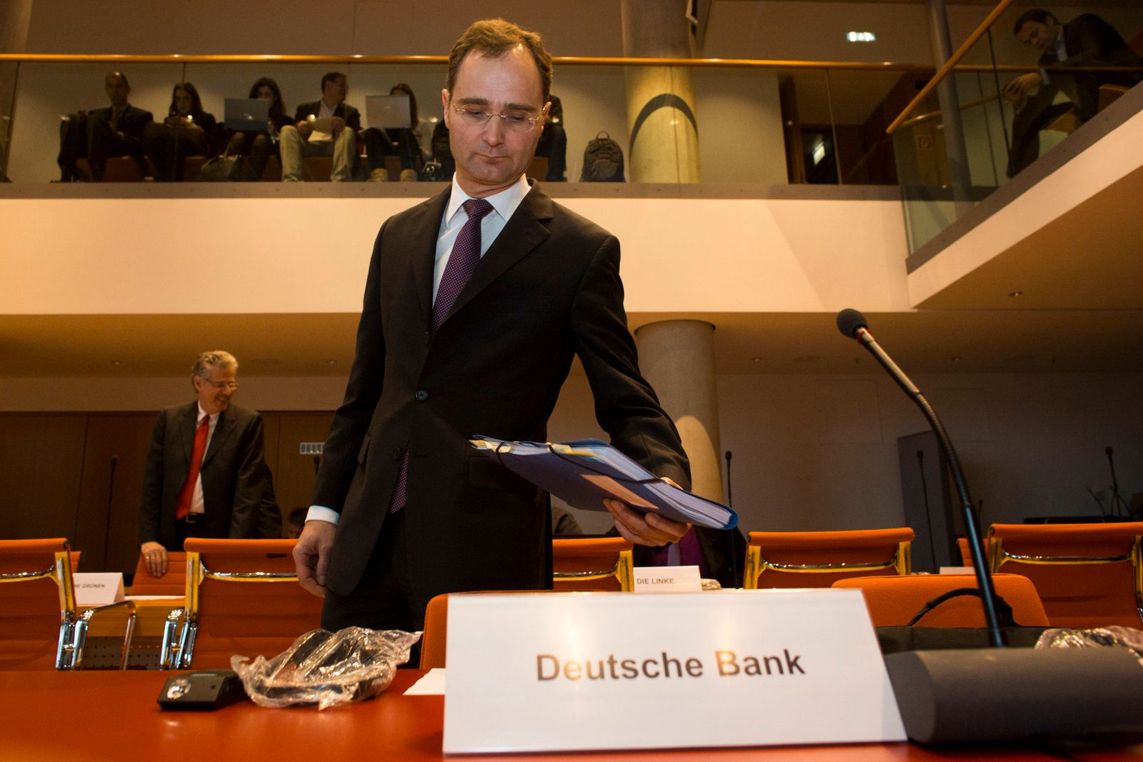 Deutsche Bank / Stephan Leithner