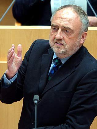 Wird Konzern-Lobbyist: Axel Horstmann, Ex-Energieminister in Nordrhein-Westfalen (NRW), vertritt jetzt die Interessen des Konzerns NRW.