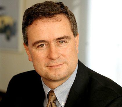 Künftiger Finanzchef der Deutschen Börse: Gregor Pottmeyer