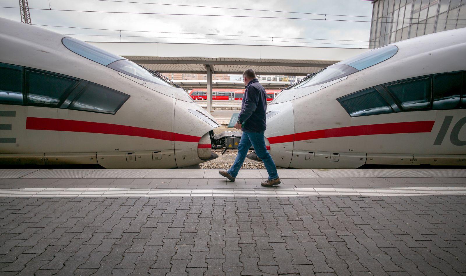 Preise, Züge, Takte -Was sich für Bahnkunden ändert