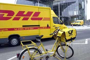 """DHL-Transporter: 4000 Mitarbeiter """"organisatorisch"""" betroffen"""