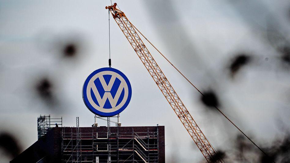 """VW-Chef Müller: """"Es gibt Dinge, die man schlicht nicht tut"""""""