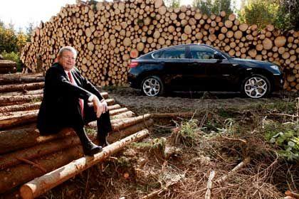 """mm-Tester Wagner und der BMW X6: """"Ein sauschicker Karren!"""""""
