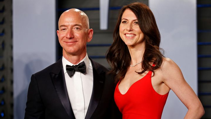 "Amazon-Milliardärin tritt ""Giving Pledge"" bei: MacKenzie Bezos will ihre Milliarden spenden"