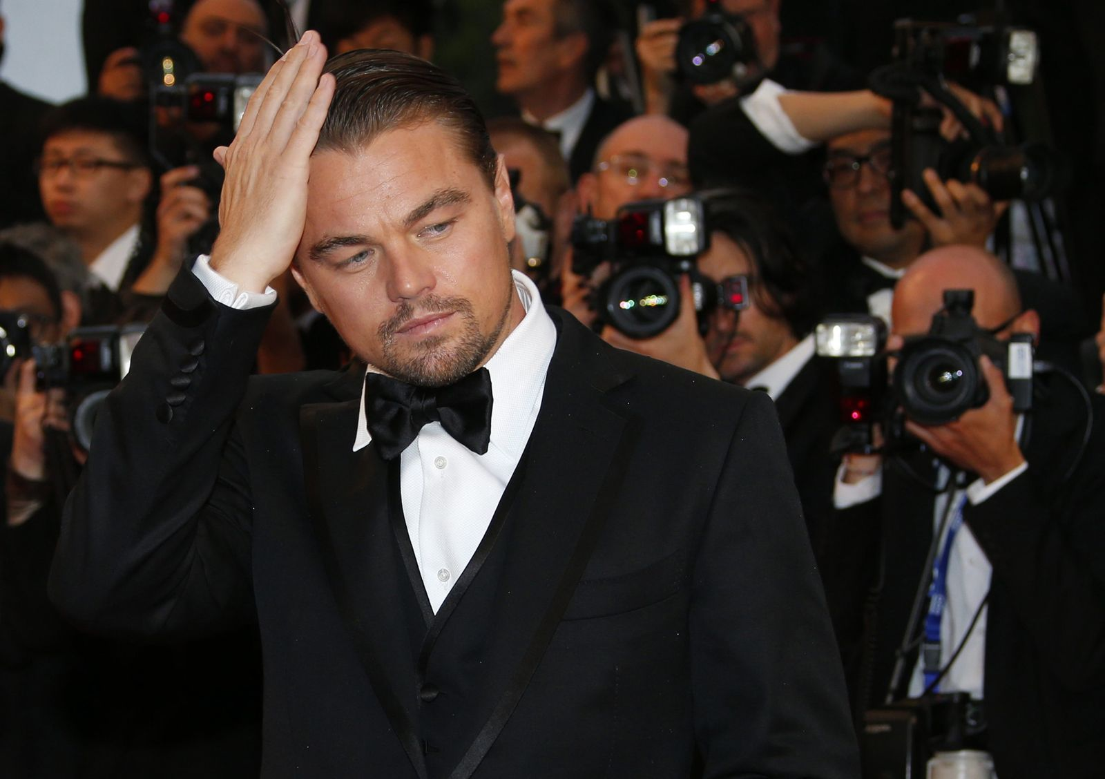All Cannes DiCaprio