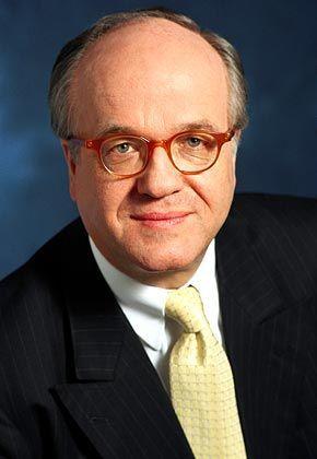 Bernd Fahrholz: Der ehemalige Vorstandsvorsitzende der Dresdner Bank berät derzeit das Private-Equity-Unternehmen Strategic Value Partners (SVP)