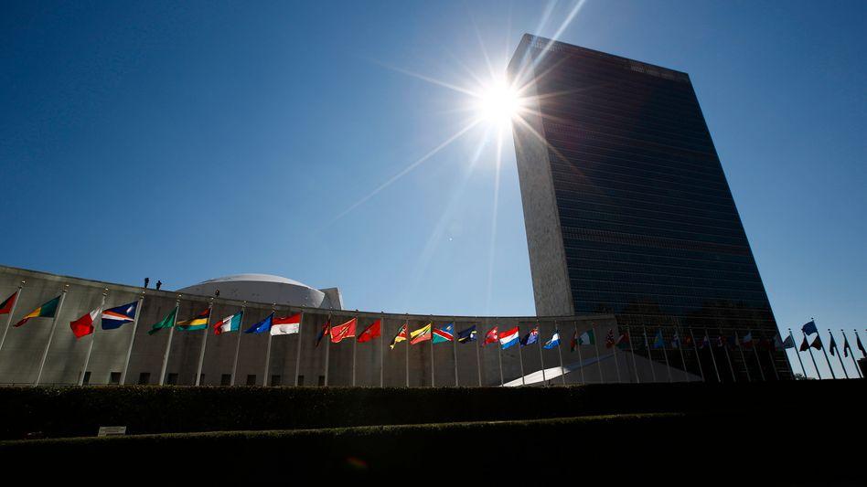 Vereinte Nationen in New York: Für die USA ein weiteres Ausspähziel