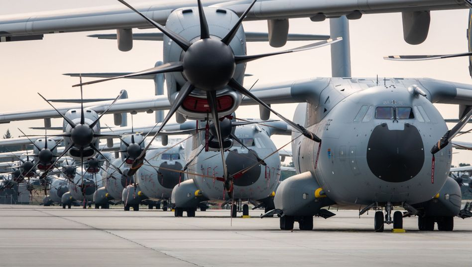Airbus: Haben sich Mitarbeiter unerlaubt Daten für künftige Bundeswehrprojekte beschafft?