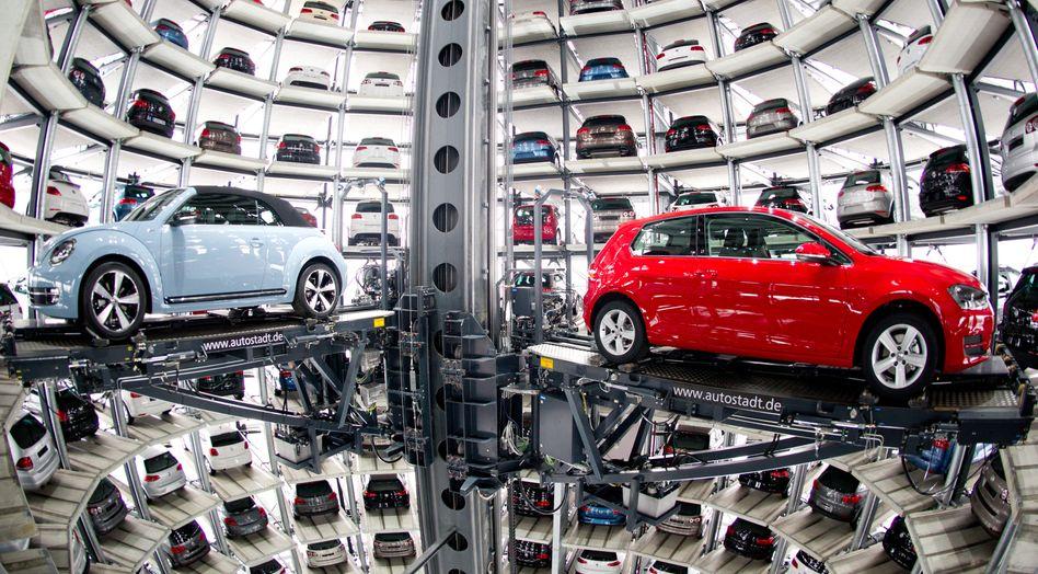 Volkswagen: 14 Prozent weniger Auslieferungen als im Vorjahr