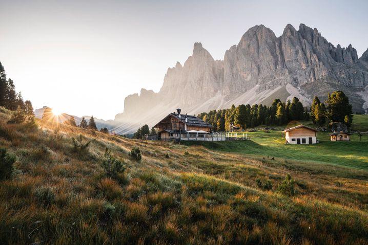 Südtirol beginnt mit Öffnung der Hotels ab Ende Mai - früher, als von der Zentralregierung geplant