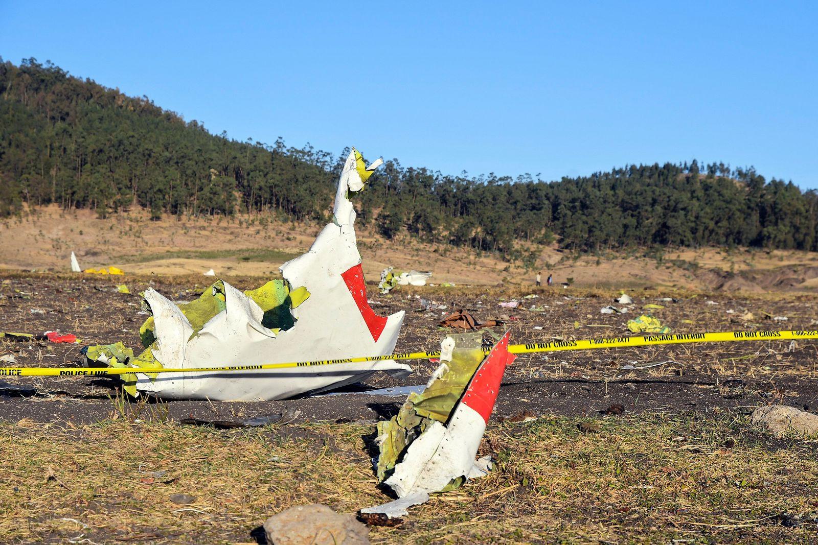 Boeing Äthiopien Absturz