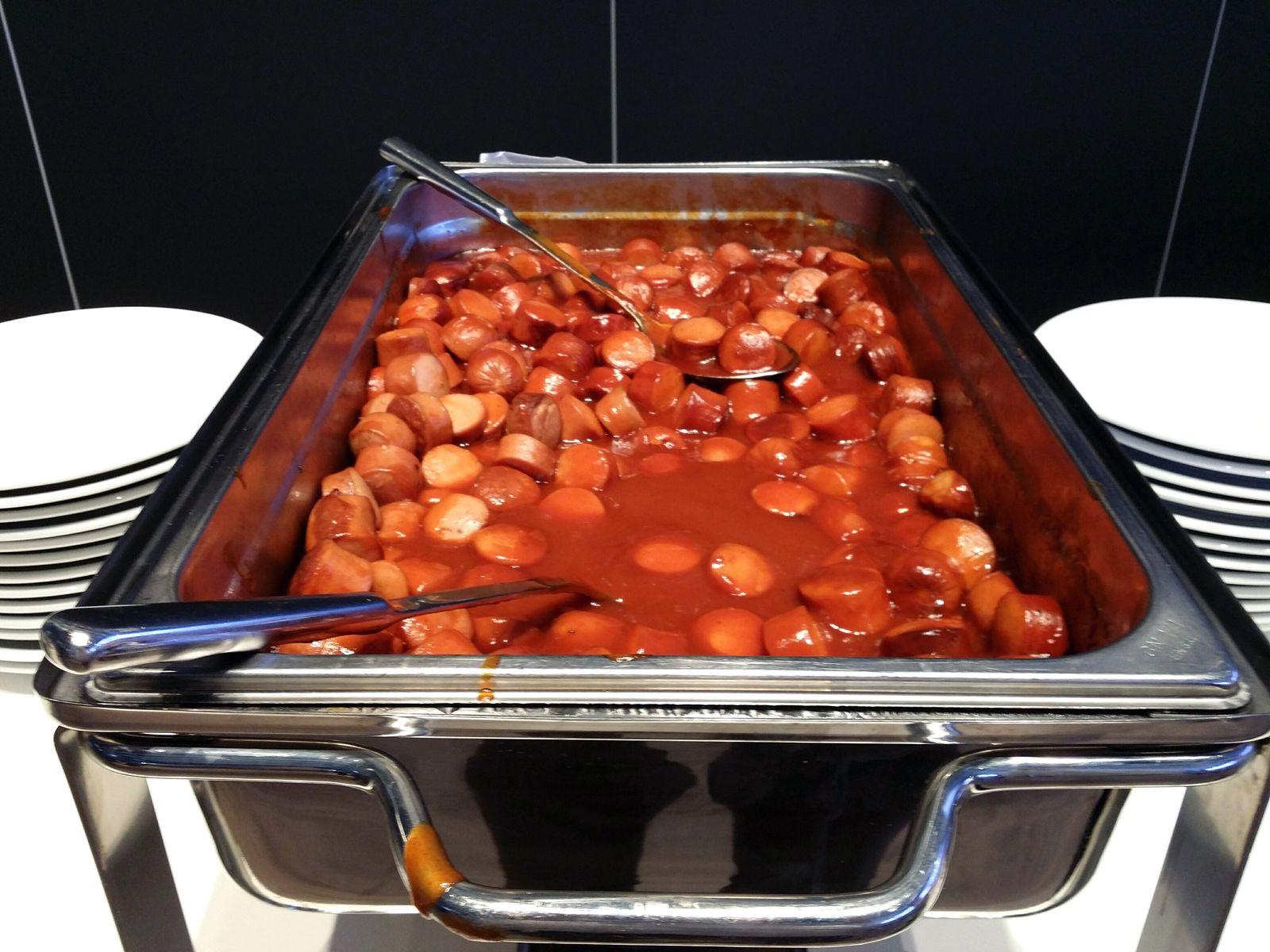 VW Hauptversammlung, VW-Currywurstragout