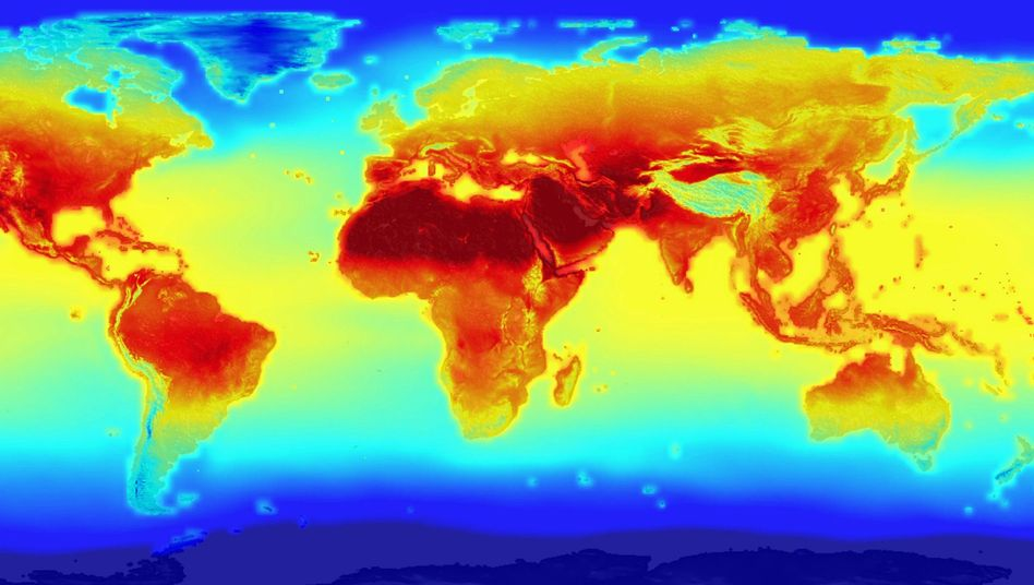 UN-Klimakonferenz: Kampf gegen Erderwärmung