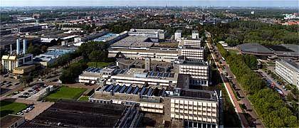 Gigapixel-Panorama: Fünf PCs rechneten drei Tage, um das Foto der holländischen Stadt Delft aus 600 Einzelfotos zusammenzusetzen