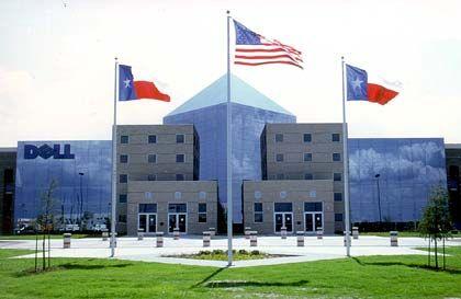 Firmensitz von Dell in Round Rock: Das Geschäft läuft