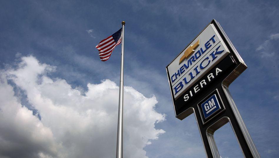 Zahlen und bestellen wir künftig mehr aus dem Auto heraus? Goldman Sachs glaubt daran und buhlt um die Kreditkarten-Kunden des Autobauers General Motors