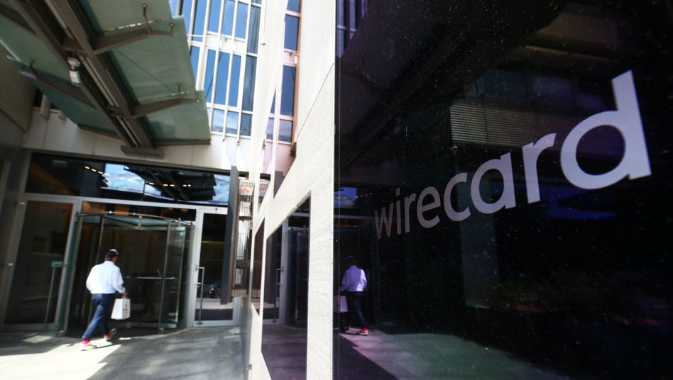 Wirecard-Büro in Wien